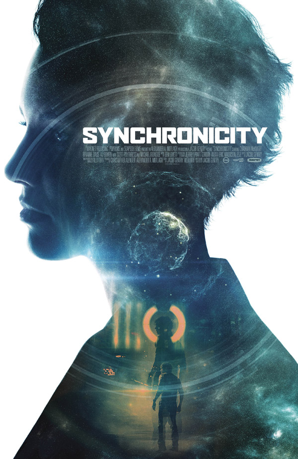 Us poster from the movie Synchronicity