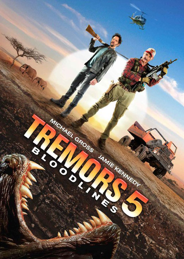 Unknown poster from the movie Tremors 5: Bloodlines