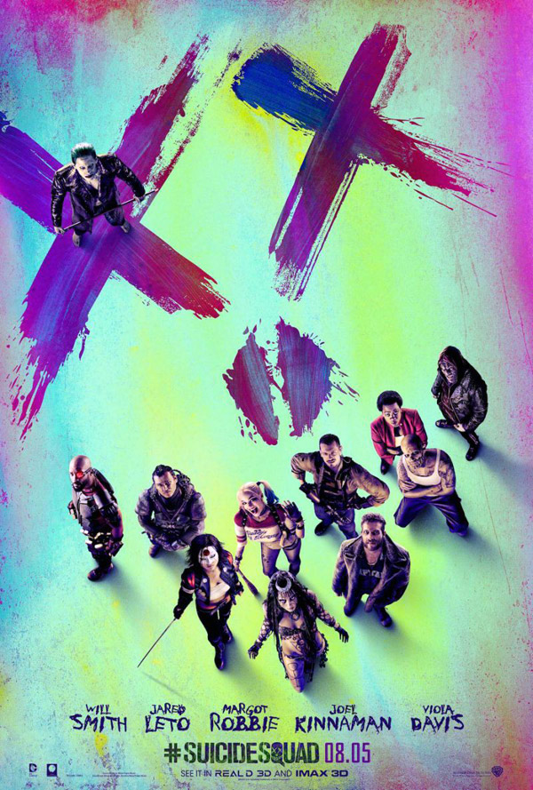 Us poster from the movie Suicide Squad
