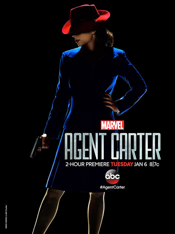 Us poster from the series Agent Carter