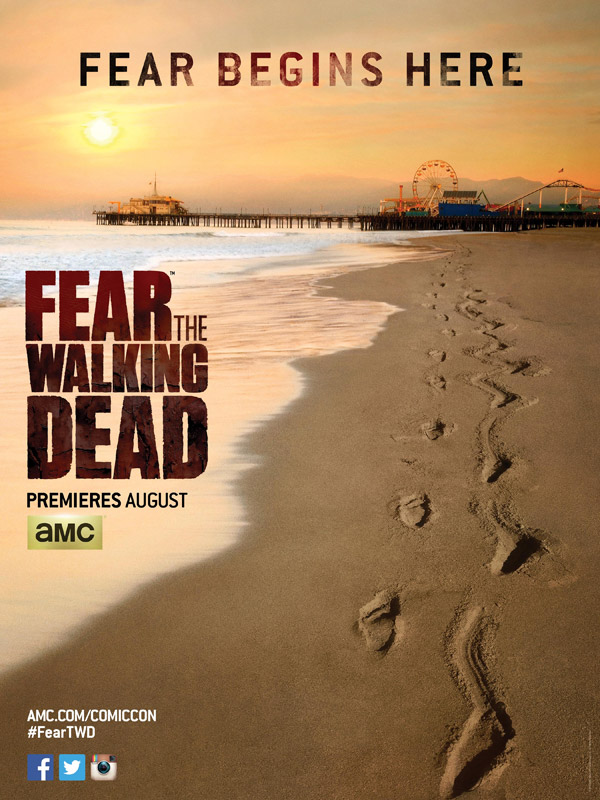 Us poster from the series Fear the Walking Dead