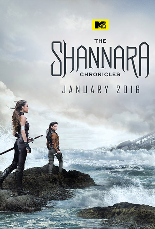 Us poster from the series The Shannara Chronicles