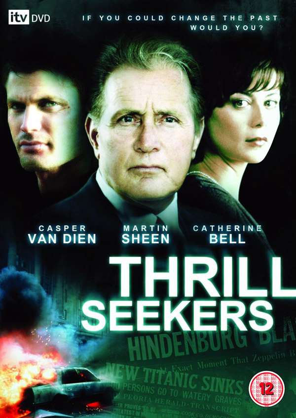 Unknown poster from the TV movie The Thrill Seekers