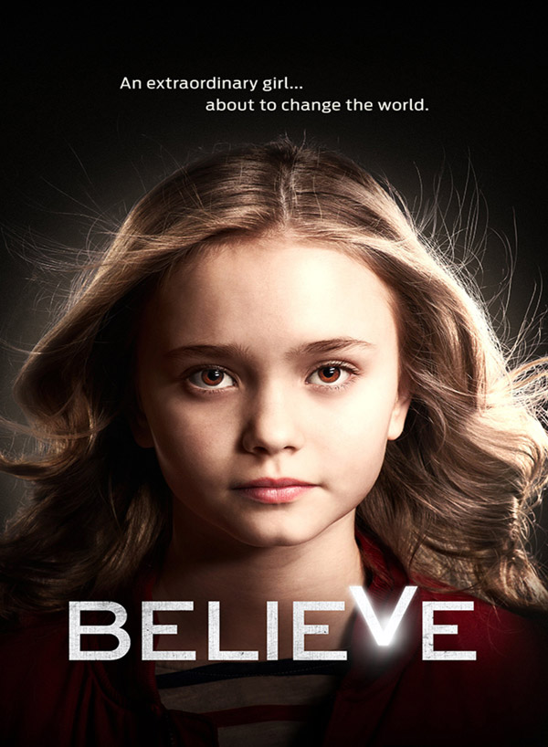 Us poster from the series Believe