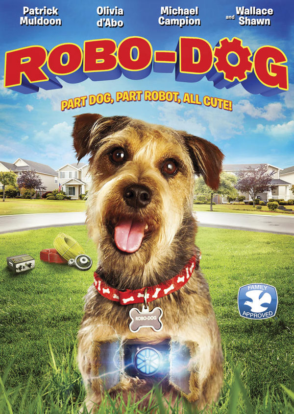 Us poster from the movie Robo-Dog