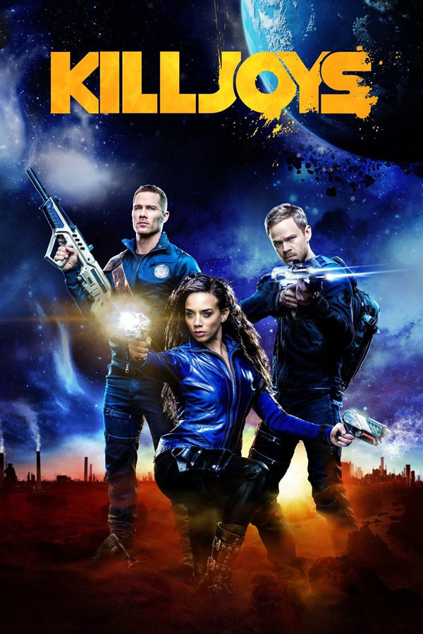 International poster from the series Killjoys