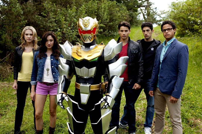 Photo de 'Power Rangers Megaforce' - ©2013 Marvista Entertainment - Power Rangers Megaforce (Power Rangers Megaforce) - cliquez sur la photo pour la fermer