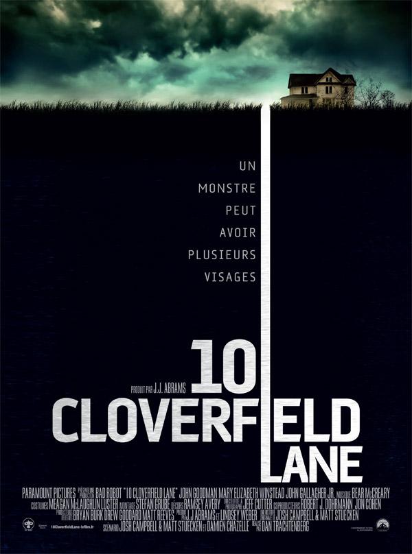 10 Cloverfield Lane (2016) movie poster #2 - SciFi-Movies