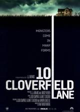 Movie poster from 10 Cloverfield Lane, in theaters on March 11, 2016