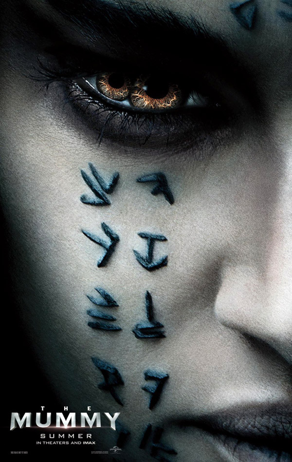 Us poster from 'The Mummy'