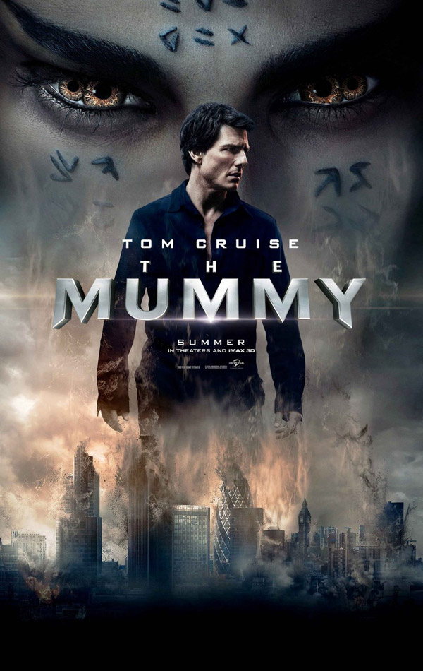 Us poster from the movie The Mummy
