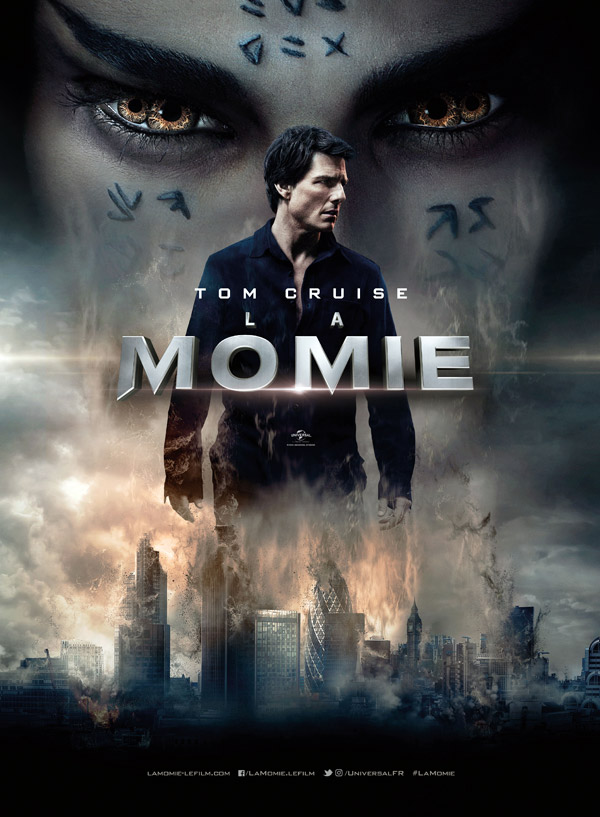 Affiche française du film La Momie (The Mummy)