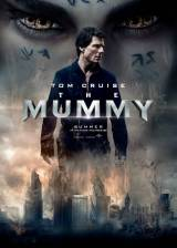 Movie poster from The Mummy, in theaters on June 09, 2017