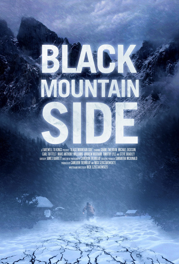 Us poster from the movie Black Mountain Side