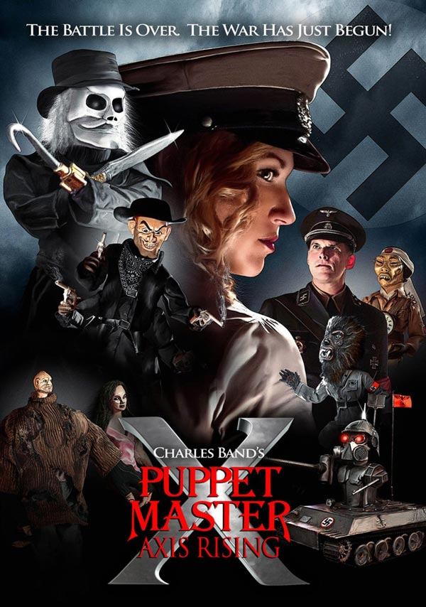 Us poster from the movie Puppet Master X: Axis Rising