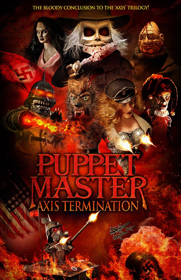 Unknown poster from the movie Puppet Master: Axis Termination