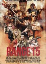 Movie poster from Range 15, in theaters on June 15, 2016