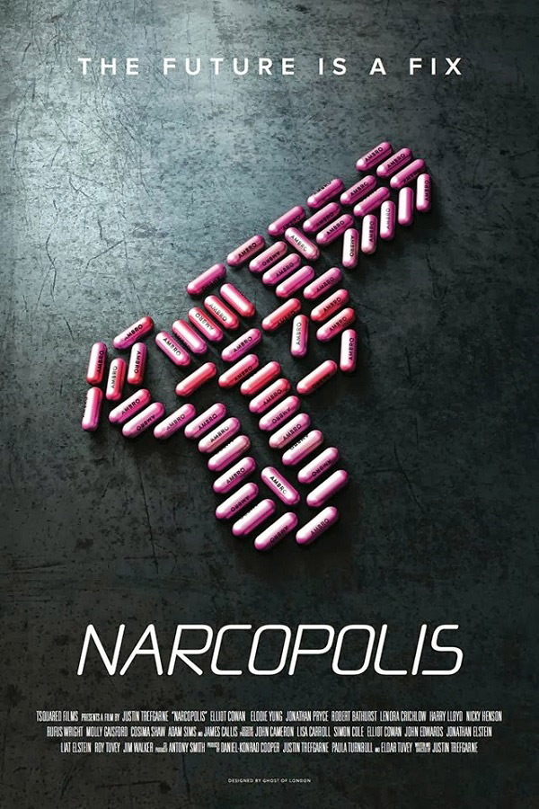 Unknown poster from the movie Narcopolis