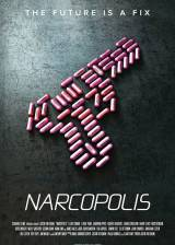 Movie poster from Narcopolis, in theaters on October 02, 2015