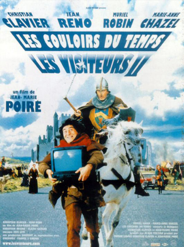 Unknown poster from the movie Les visiteurs 2 : les couloirs du temps