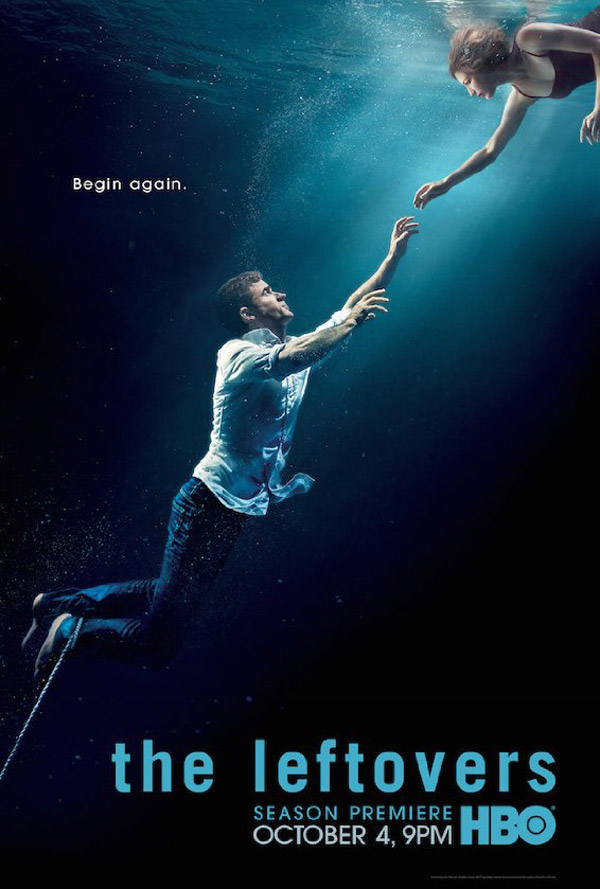Us poster from the series The Leftovers
