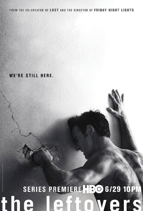 Affiche américaine de 'The Leftovers'