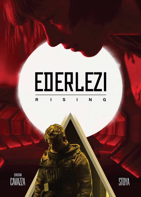 International poster from the movie Ederlezi Rising