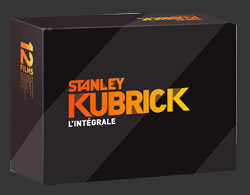 dvd de coffret prestige warner stanley kubrick int grale scifi movies. Black Bedroom Furniture Sets. Home Design Ideas