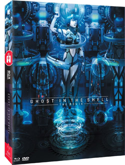 Ghost in he Shell:The Movie [Édition Collector Blu-ray + DVD]