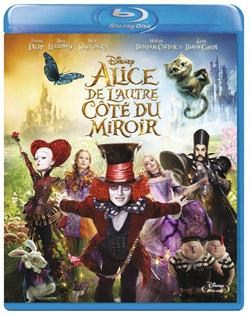 Blu ray de alice de l 39 autre c t du miroir scifi movies for L autre cote du miroir