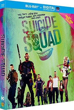 Suicide Squad [Blu-ray + Blu-ray Extended Edition]