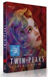 Twin Peaks: Fire Walk with Me [Combo Blu-ray + DVD]
