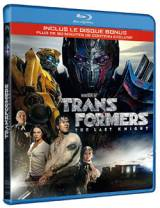 Transformers: The Last Knight [Blu-ray + Blu-ray bonus]