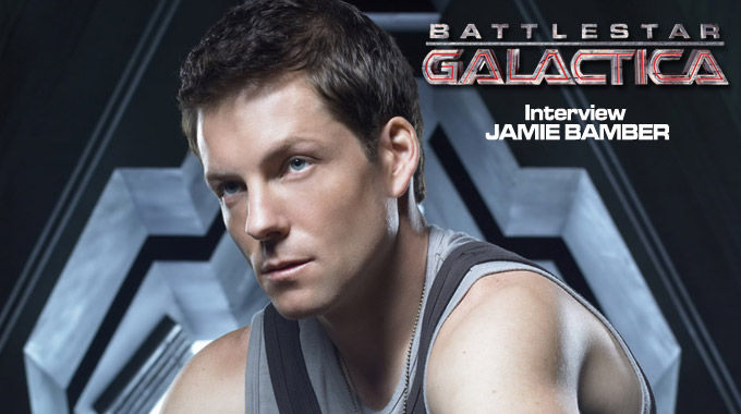 Interview Jamie Bamber