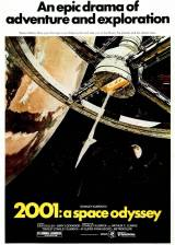 Poster from '2001: A Space Odyssey' - SciFi-Movies