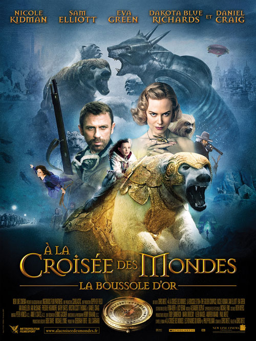 The Golden Compass (2007) movie poster #48 - SciFi-Movies