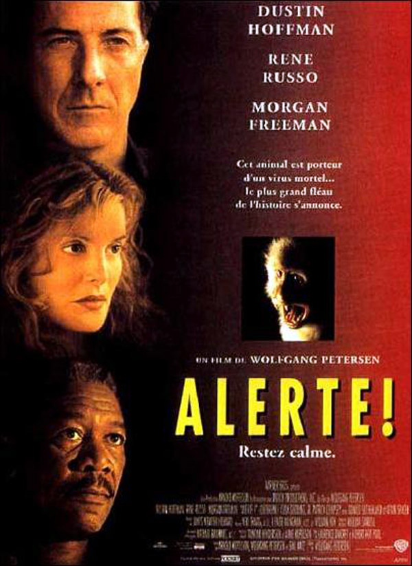 Outbreak 1995 Movie Poster 1 Scifi Movies