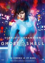 Affiche du film Ghost in the Shell, sorti le 29 mars 2017 au cinéma