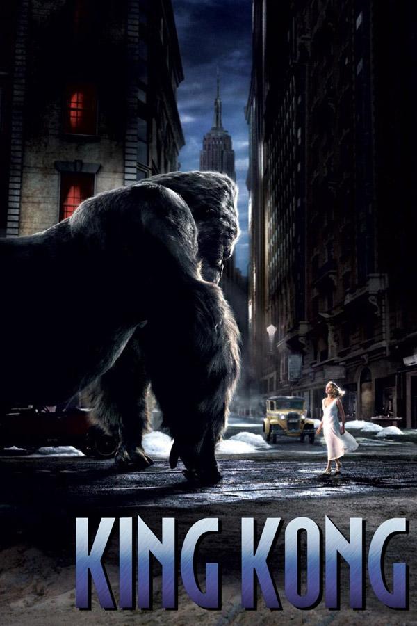 Affiche cin233ma n17612 de King Kong 2005 SciFiMovies