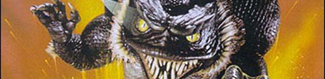 Kraa The Sea Monster Aaron Osborne Dave Parker 1998