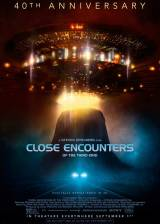 Movie poster from Close Encounters of the Third Kind, in theaters on September 01, 2017