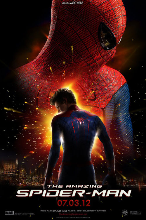 Movie Posters From The Amazing Spider Man