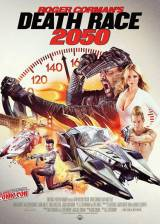 Movie poster from Death Race 2050, in theaters on January 17, 2017