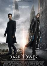 Movie poster from The Dark Tower, in theaters on August 04, 2017