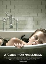 Movie poster from A Cure for Wellness, in theaters on February 17, 2017