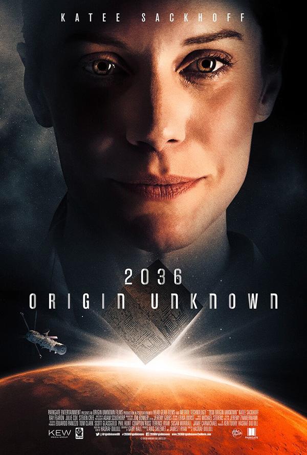 2036 Origin Unknown Deutsch