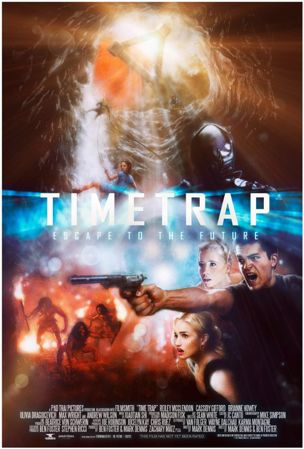 Us poster from the movie Time Trap