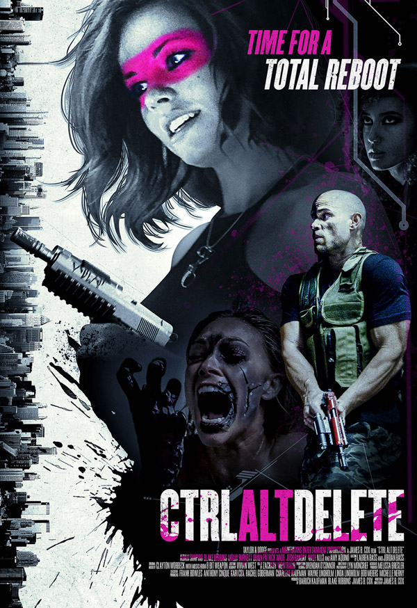 Us poster from the movie Ctrl Alt Delete