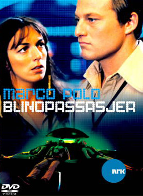 Norwegian poster from the series Blindpassasjer