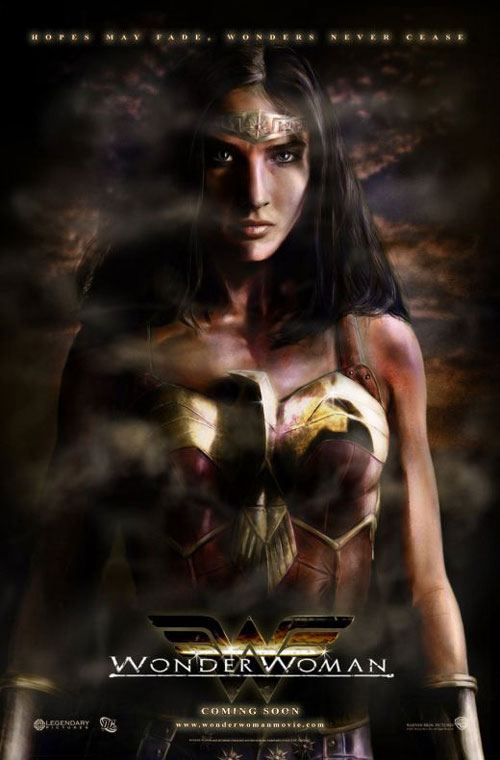 Us Poster From Wonder Woman